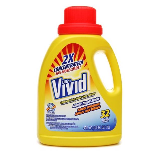 Vivid Color Safe Bleach