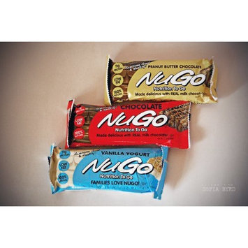 NuGo Nutrition Bar Variety Pack, 24 Count