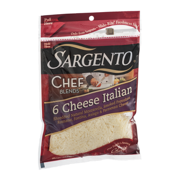 Sargento® Chef Blends® 6 Cheese Italian