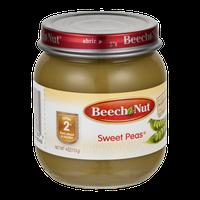 Beech Nut Stage 2 Sweet Peas