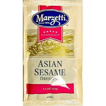 T Marzetti's Asian Sesame, 25 packs @ 1.5 oz ea - Portion Control Pouch