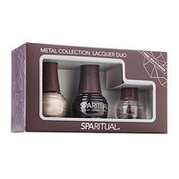 SpaRitua Nail lLacquer Metal Collection Duo with Multi-Tasker