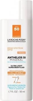 La Roche-Posay Anthelios 50 SPF Mineral Ultra Light Sunscreen