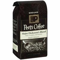 Peet's Coffee Deep Roast Major Dickason's Blend Ground Coffee