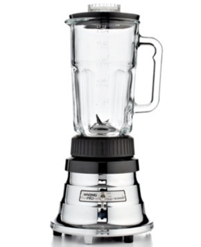 Waring WPB05 Blender, Professional Chrome Bar Blender