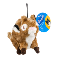 Companion Forest Animal Plush Dog Toy