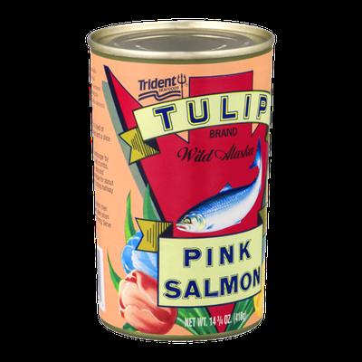 Tulip Brand Wild Alaska Pink Salmon