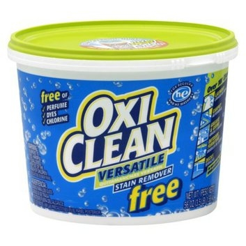 OxiClean Versatile Free Stain Remover 3.5 lb