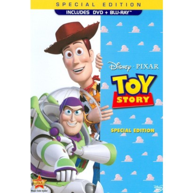 Disney Toy Story [Special Edition] [2 Discs] [DVD/Blu-ray]