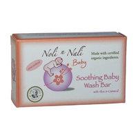 NOLI N NALI LLC Noli n Nali Soothing Baby Wash Bar, 3.5 Ounce