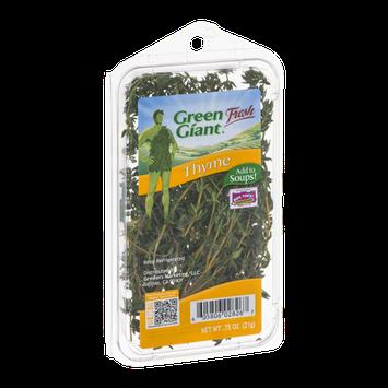 Green Giant Fresh Thyme