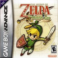 Nintendo Legend of Zelda: The Minish Cap