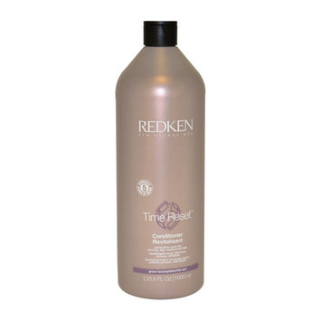 Silvermax Marketing Time Reset Conditioner by Redken for Unisex - 33.8 oz Conditioner
