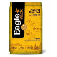 Eagle Pack Natural Pet Food, Puppy Formula, 30-Pound Bag