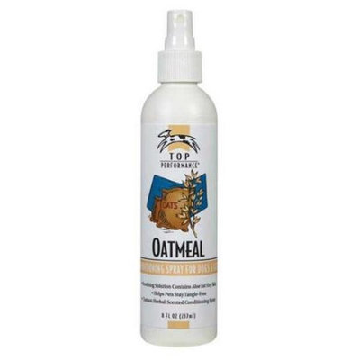 Petedge TP5762 08 24 Top Performance Conditioning Spray 8oz Oatmeal