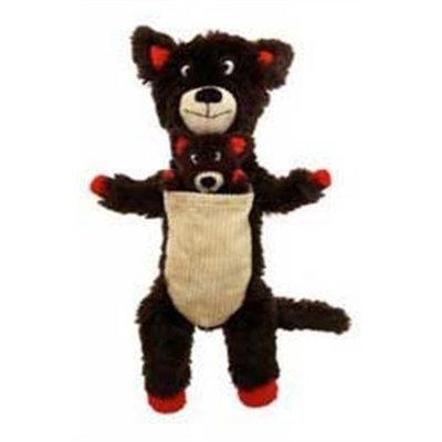 Charming Pet Products Pouch Mates Tasmanian Devil Large Plush Dog Toy