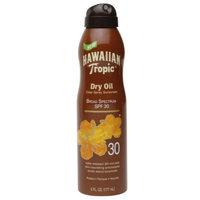 Hawaiian Tropic® Dry Oil Clear Spray SPF 30 Sunscreen