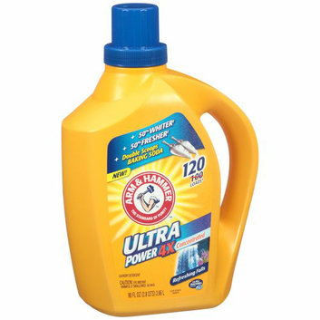 ARM & HAMMER™ Ultra Power 4x Concentrated Refreshing Falls Liquid Laundry Detergent