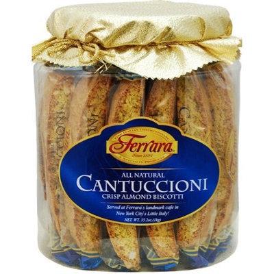 Ferara Ferrara Cantuccini Biscotti, Almond, 6 Ounce