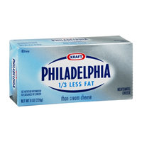 Kraft Philadelphia 1/3 Less Fat Neufchatel Cheese