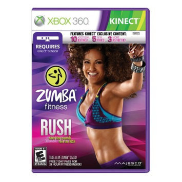 Majesco Kinect Zumba Fitness Rush (Xbox 360)