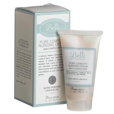 BELLI Pure Comfort Nursing Cream, 1-Ounce Tubes