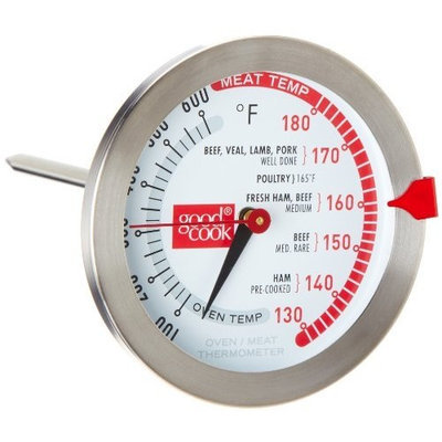 Good Cook Touch Dual Meat / Oven Thermometer