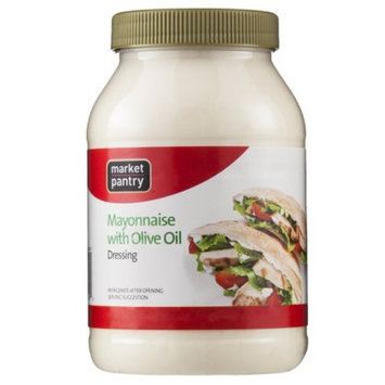 market pantry Market Pantry Mayonnaise Dressing with Olive Oil 30-oz.