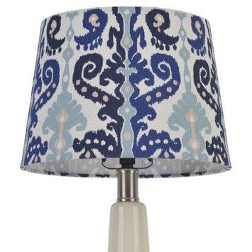 Threshold Ikat Lamp Shade Small - Blue