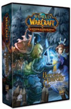 Upper Deck World of Warcraft: Heroes of Azeroth Collectable Card Game Starter Deck