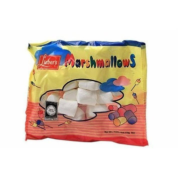 Liebers Lieb Marshmallows White 6 oz (Pack Of 12)