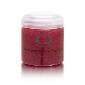 Qtica Smart Spa Pomagranate Lime Sugar Scrub 44oz