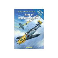Aces of Jagdgeschwader 3 Udet (Aircraft of the Aces) Paperback