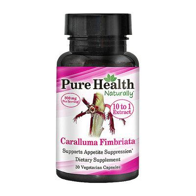 Pure Health Caralluma Fimbriata Dietary Supplement Capsules