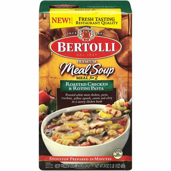 Bertolli® Meals For 2 Roasted Chicken & Rotini Pasta Meal Soup