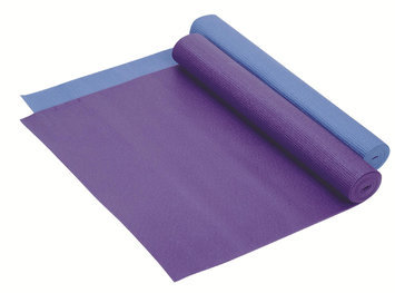 Sunny Health & Fitness Yoga Mat-Purple