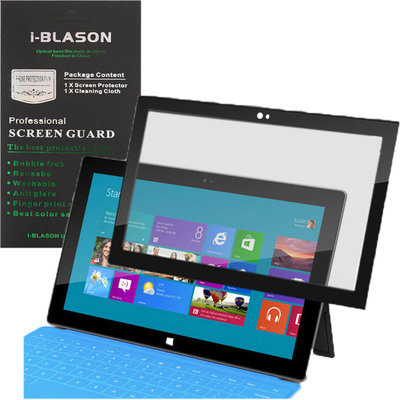 A-1 Advanced Structural Systems, Inc. HD Matte Bubble-Free Screen Protector for Microsoft Surface Pro Tablet