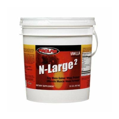 ProLab Nutrition N Large Powder Vanilla 10 Lb.