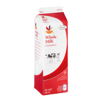 Ahold Whole Milk