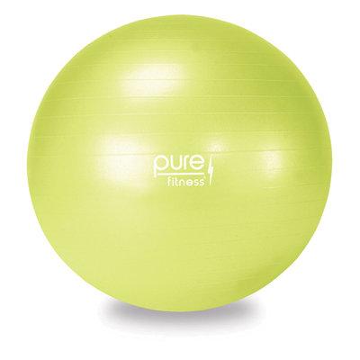 David Shaw Silverware Na Ltd Pure Fitness 55-cm Fitness Ball with Pump