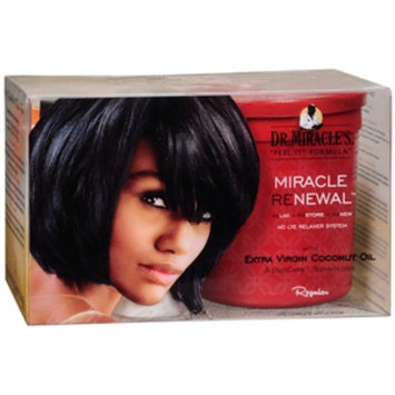 Dr. Miracle's Miracle Renewal Relaxer Regular