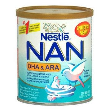 NAN Milk-Based Infant Formula, DHA & ARA 12 oz (340g)