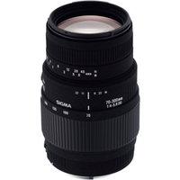 Sigma Objetivo 70-300mm f/4-5,6 DG Macro Ppa03