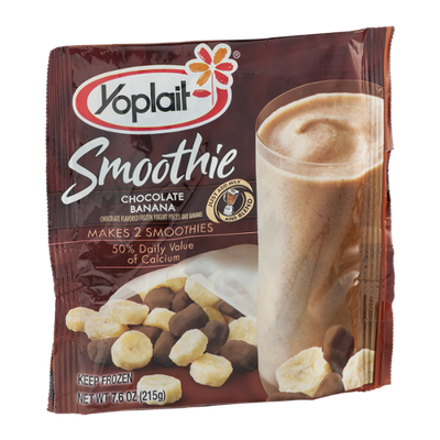 Yoplait Smoothie Chocolate Banana