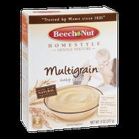 Beech Nut Homestyle Baby Cereal Multigrain