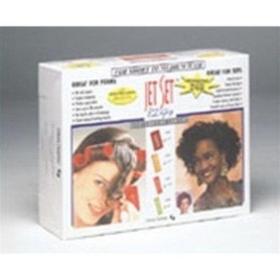 Jetset Jet Set EZ Grip Rollers 48 Piece Kit, Short to Medium Hair