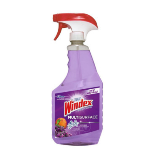 Windex® Multi-Surface with Glade Lavender and Peach Blossom