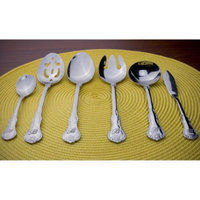 Sourcing Solutions 46-pc. Bouquet Personalized Flatware - Letter A