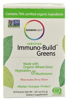Rainbow Light IMMUNO-BUILD GREENS, OG3