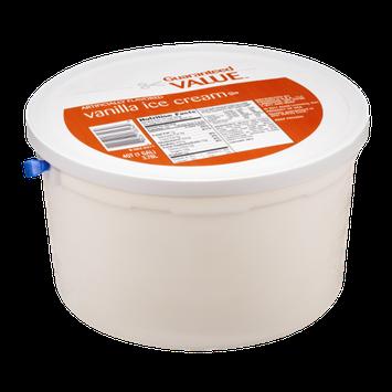 Guaranteed Value Ice Cream Vanilla